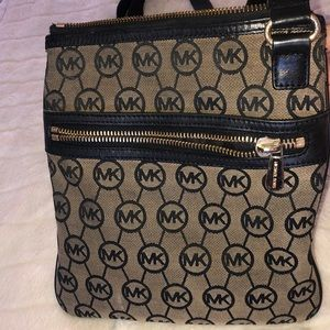 Authentic MK side body bag